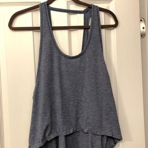Lululemon v back tank top